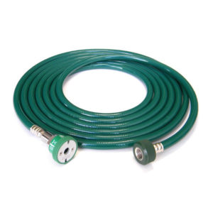 O2 Hose Ohmeda Female 1240 DISS Hand Tight 15 Ft