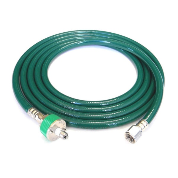O2 Hose Ohmeda Male 1240 DISS Female 10 Ft