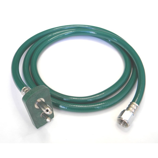 O2 Hose Chemetron Male 1240 DISS Female 5 Ft