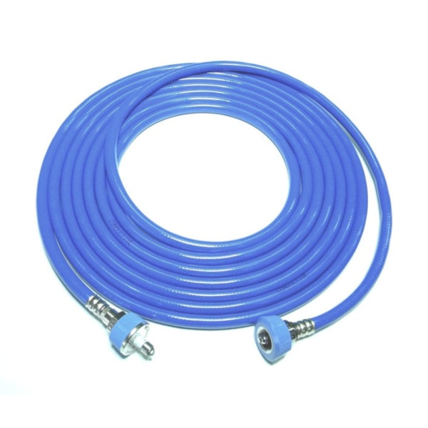 N2O Hose Ohmeda Male 1040 DISS Hand Tight 20 Ft