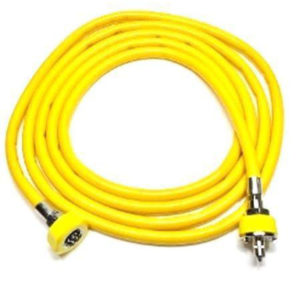 Air Hose Ohmeda Male 1160 DISS Hand Tight 15 Ft