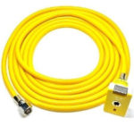 Air Hose Chemetron Female 1160 DISS Female 15 Ft