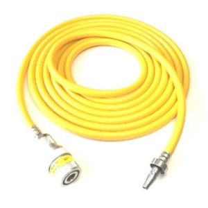 Air Hose Schrader Female Schrader Male 15 Ft