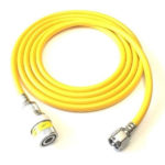 Air Hose Schrader Female 1160 DISS Female 10 Ft