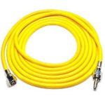 Air Hose Schrader Male 1160 DISS Female 15 Ft