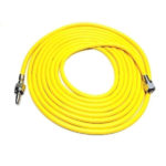 Air Hose Schrader Male 1160 DISS Female 20 Ft