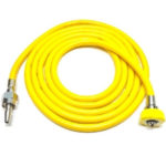 Air Hose Schrader Male 1160 DISS Hand Tight 10 Ft