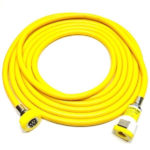 Air Hose Puritan-Bennett Female DISS HT 15 Ft
