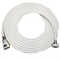 Vacuum Hose Puritan-Bennett Female DISS Hand Tight 20 Ft