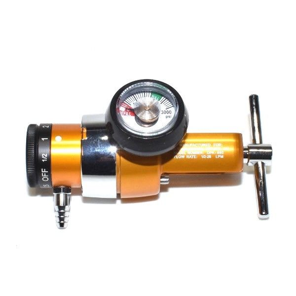 Western Medica OPA-850 O2 Regulator