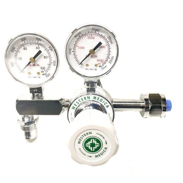 Western Medica M1-320-PG CO2 Regulator