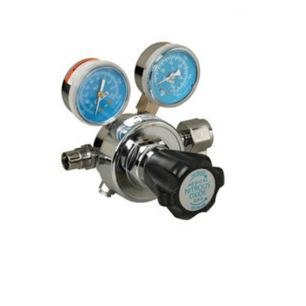 Belmed 6005 N2O Two Gauge Adjustable Regulator