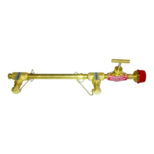 Amico M2-HBTS-08U-NIT Nitrogen Header Bar Assembly 4X4