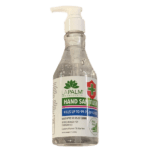 LA PALM SPA PRODUCTS 8OZ HAND SANITIZER PUMP BOTTLE